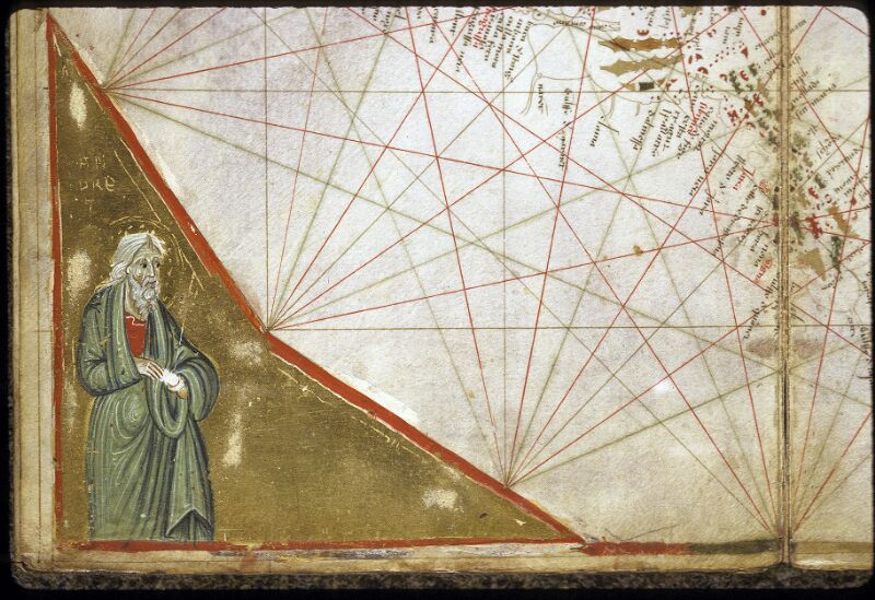 Lyon, Bibl. mun., ms. 0175, carte 9 - vue 3