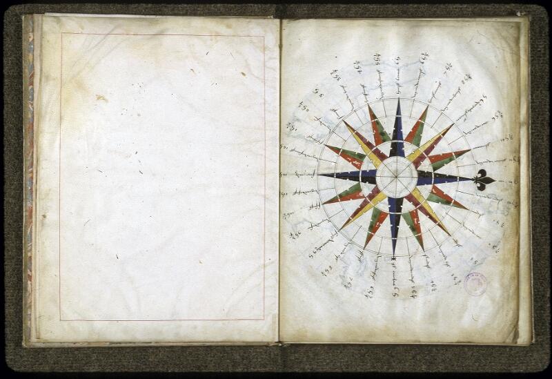 Lyon, Bibl. mun., ms. 0176, f. 001 - vue 1
