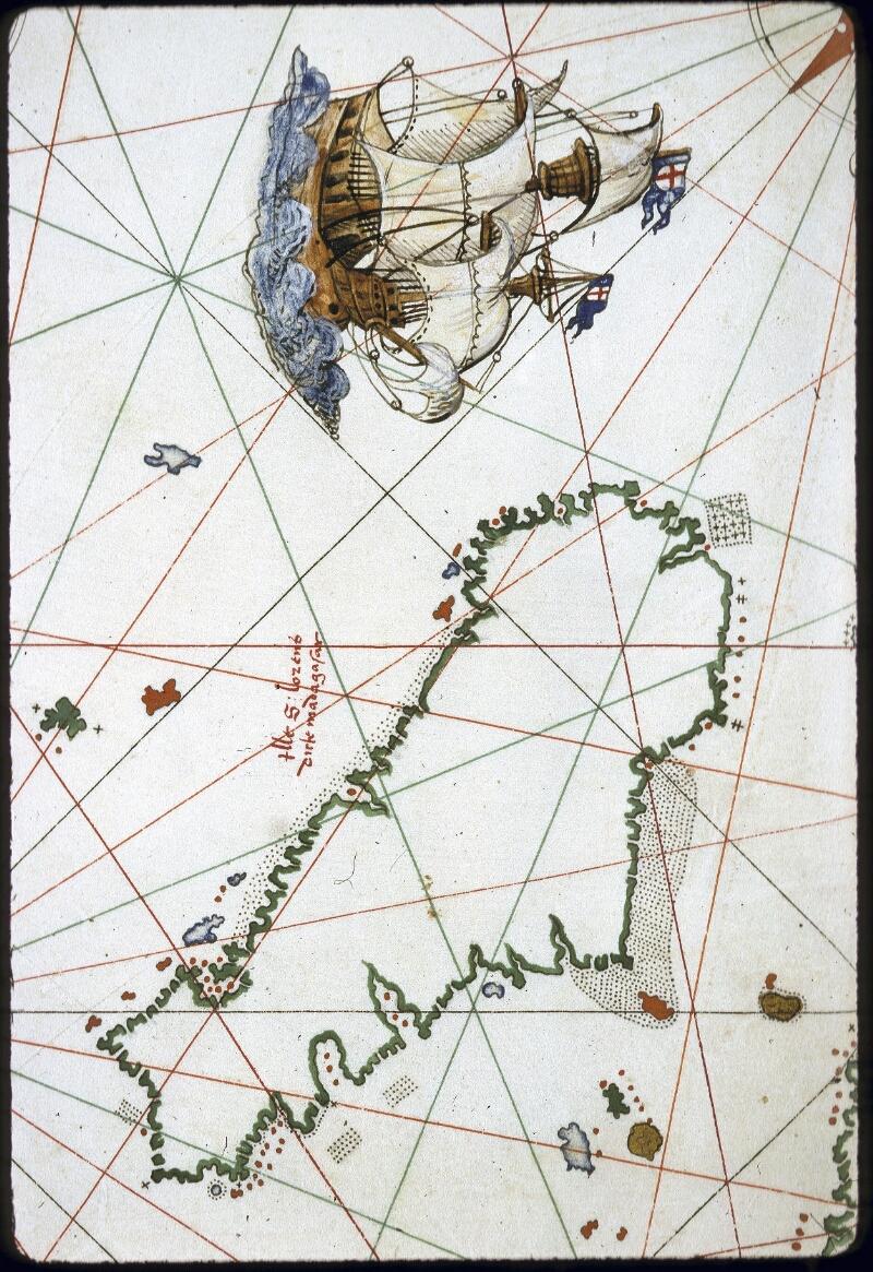 Lyon, Bibl. mun., ms. 0176, f. 005v - vue 1