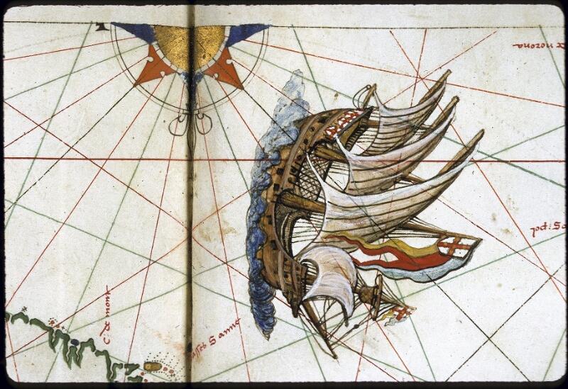 Lyon, Bibl. mun., ms. 0176, f. 008 - vue 1