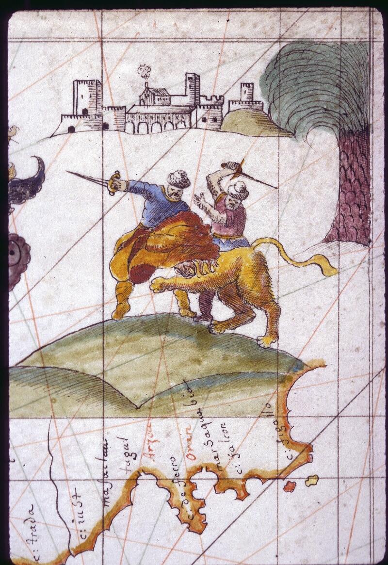 Lyon, Bibl. mun., ms. 0177, f. 002v - vue 3