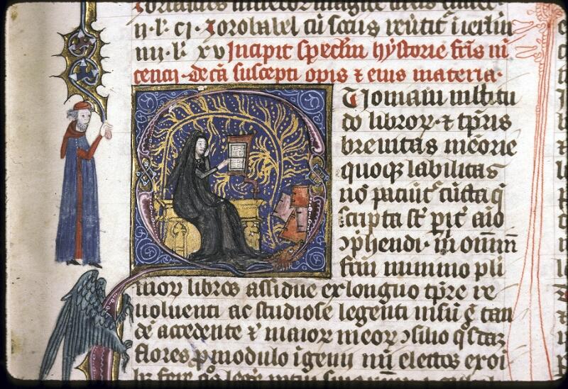 Lyon, Bibl. mun., ms. 0180, f. 003 - vue 2