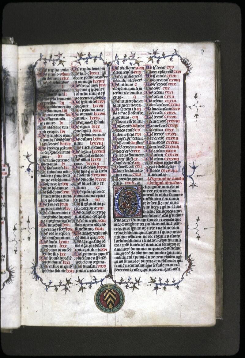 Lyon, Bibl. mun., ms. 0181, f. 004 - vue 2
