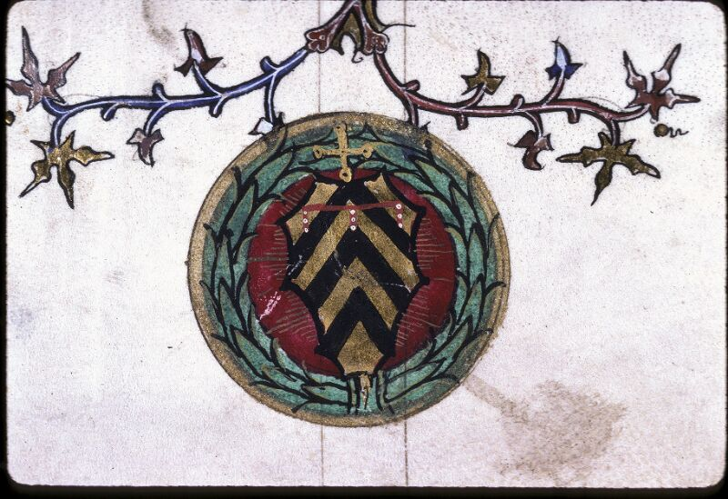 Lyon, Bibl. mun., ms. 0181, f. 004 - vue 3
