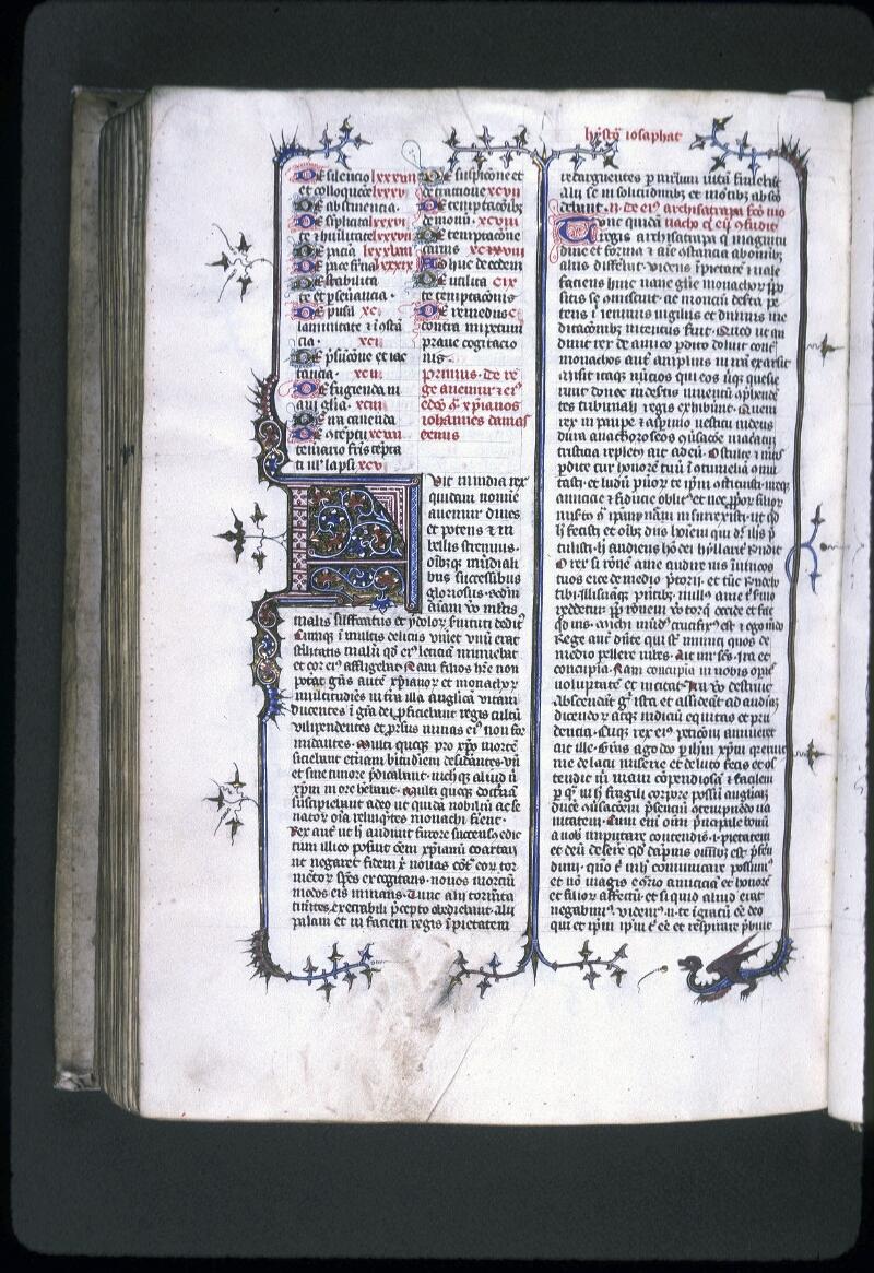 Lyon, Bibl. mun., ms. 0181, f. 230v - vue 1