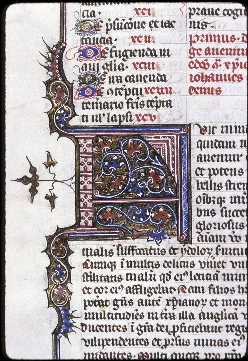 Lyon, Bibl. mun., ms. 0181, f. 230v - vue 2