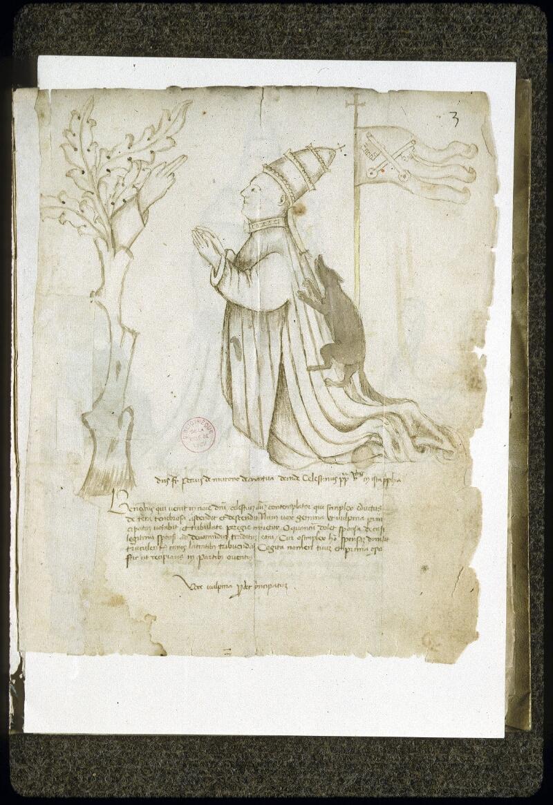 Lyon, Bibl. mun., ms. 0189, f. 003