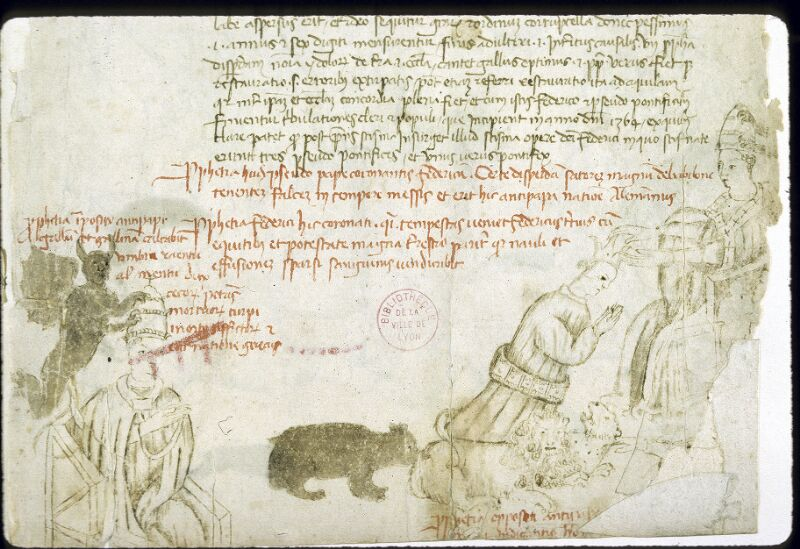 Lyon, Bibl. mun., ms. 0189, f. 027 - vue 2
