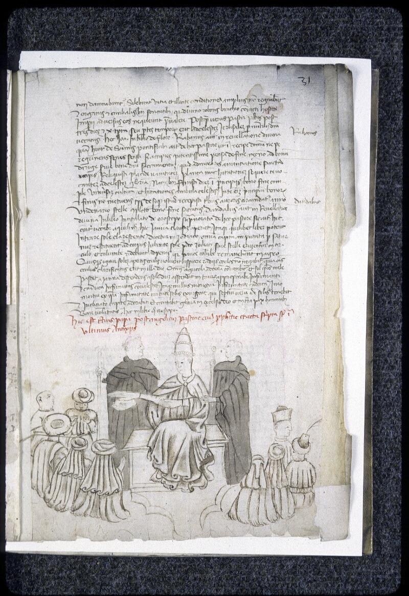 Lyon, Bibl. mun., ms. 0189, f. 031 - vue 1