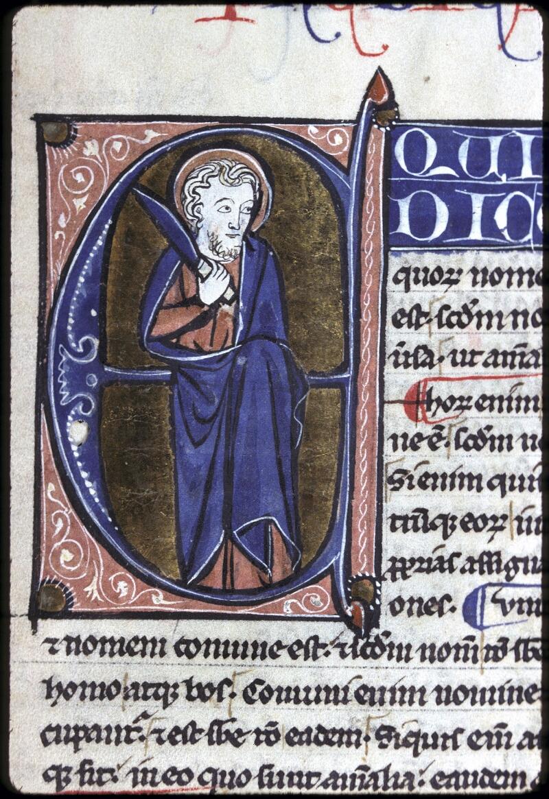 Lyon, Bibl. mun., ms. 0244, f. 009 - vue 2