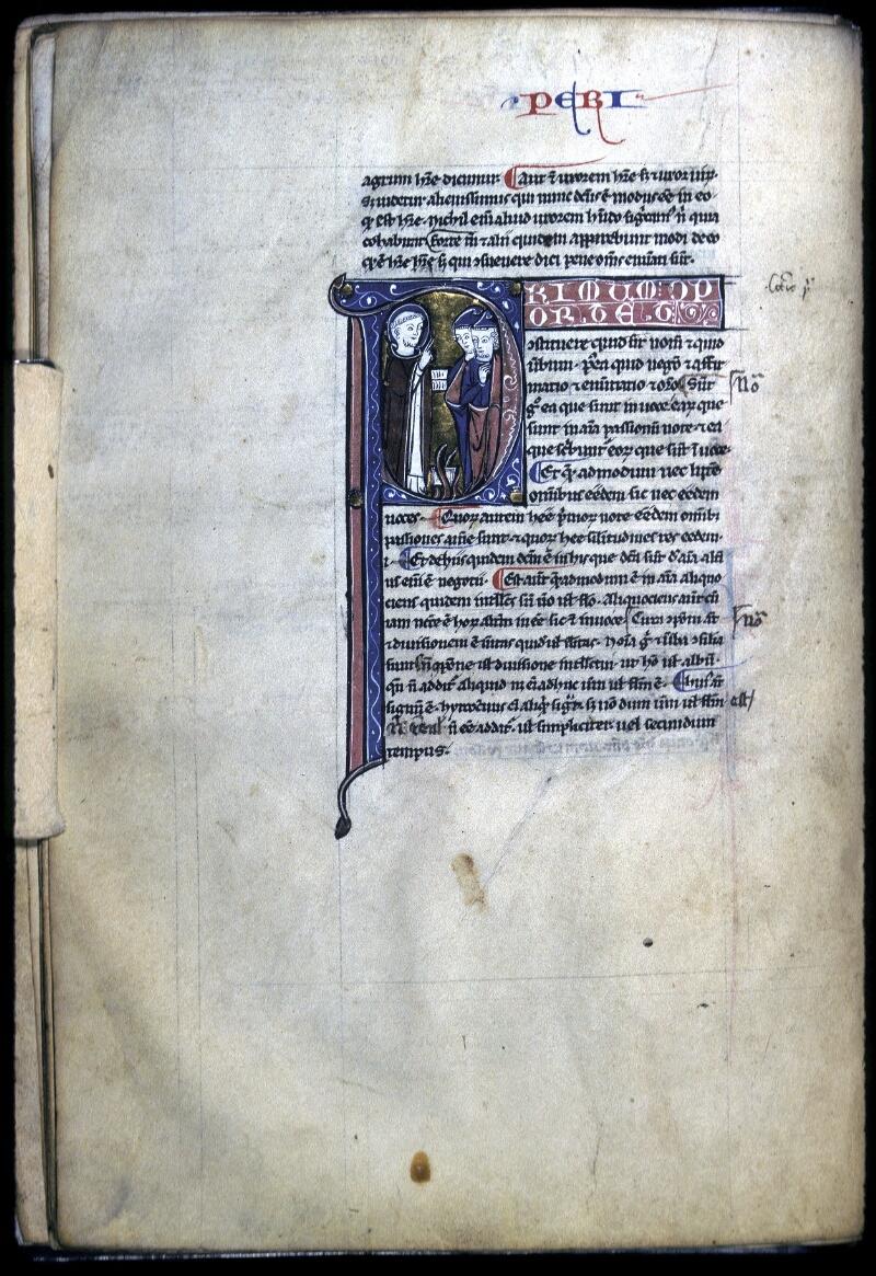 Lyon, Bibl. mun., ms. 0244, f. 024v - vue 1