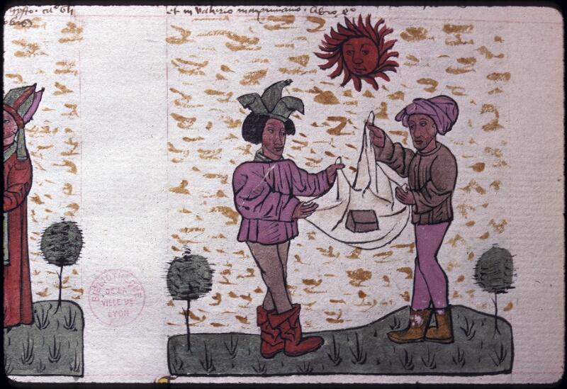 Lyon, Bibl. mun., ms. 0245, f. 124v - vue 2