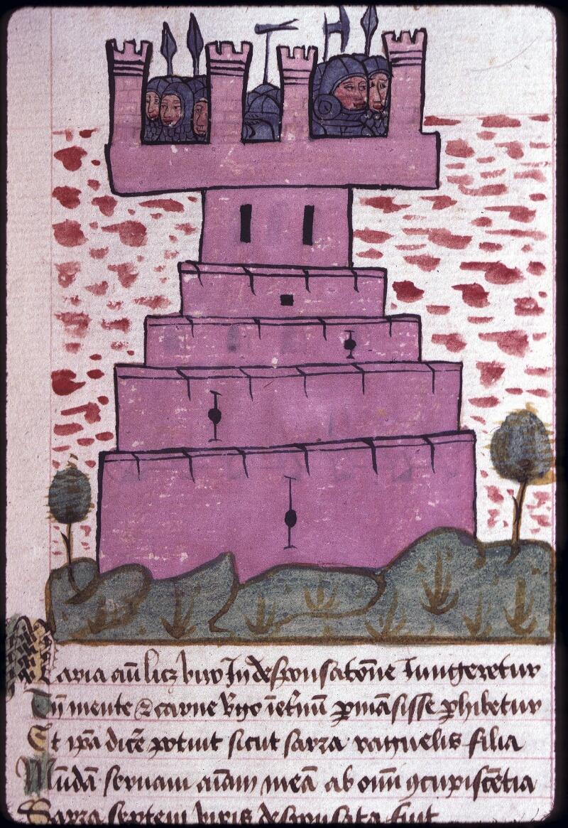 Lyon, Bibl. mun., ms. 0245, f. 126 - vue 1