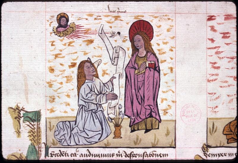 Lyon, Bibl. mun., ms. 0245, f. 126v - vue 2