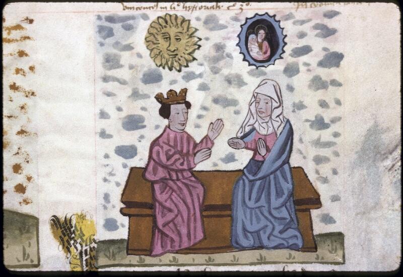 Lyon, Bibl. mun., ms. 0245, f. 128 - vue 2