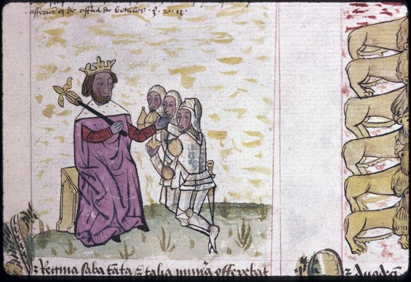 Lyon, Bibl. mun., ms. 0245, f. 129 - vue 1
