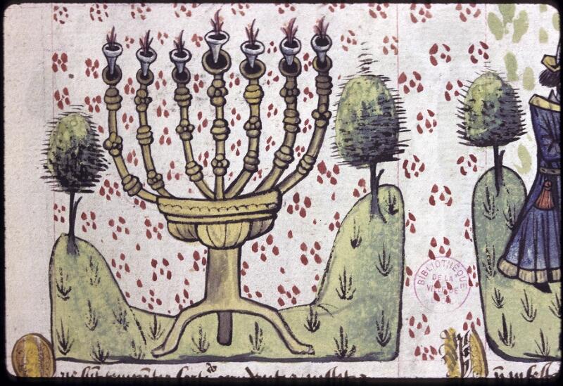 Lyon, Bibl. mun., ms. 0245, f. 130 - vue 1