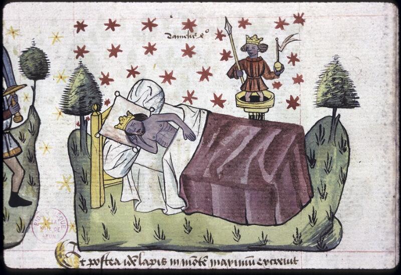 Lyon, Bibl. mun., ms. 0245, f. 131 - vue 2
