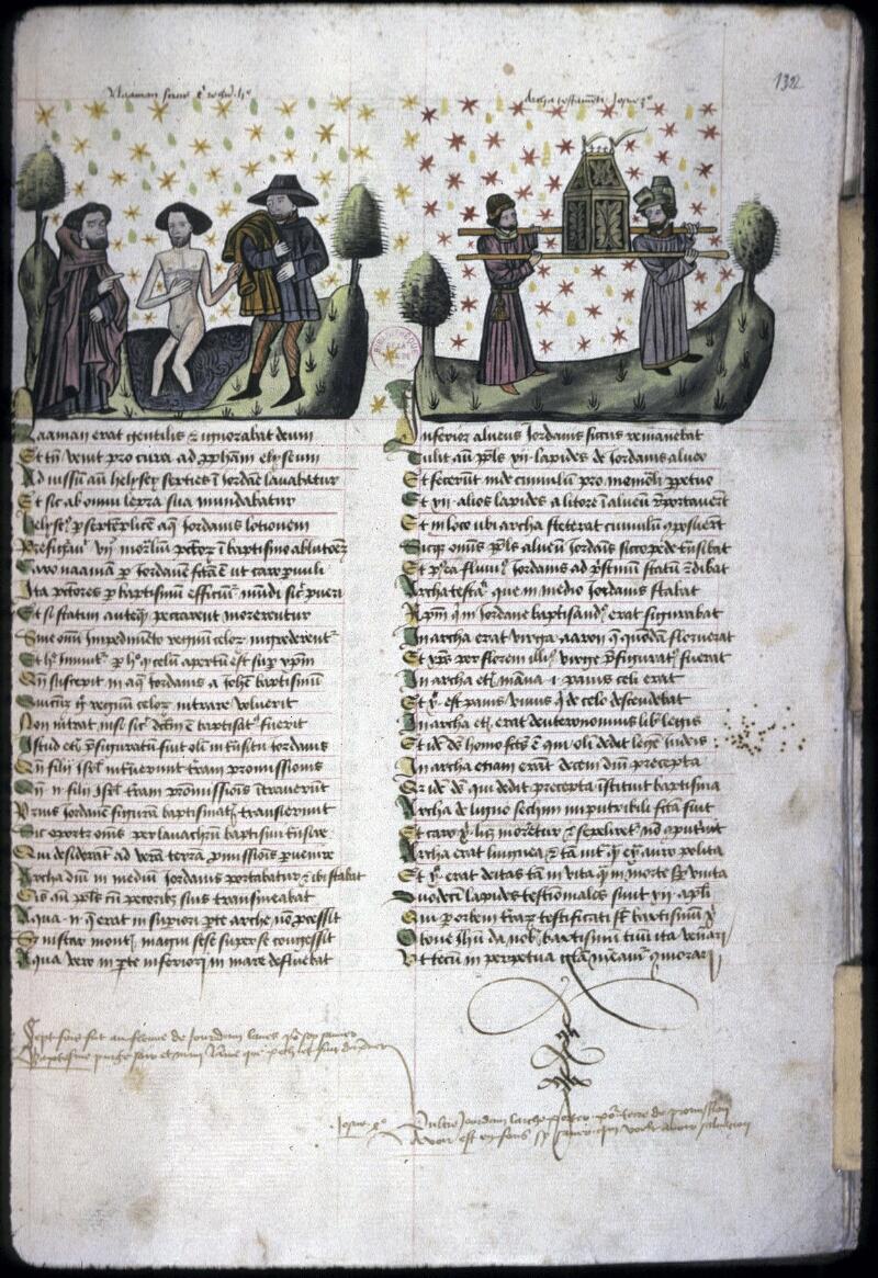 Lyon, Bibl. mun., ms. 0245, f. 132 - vue 1