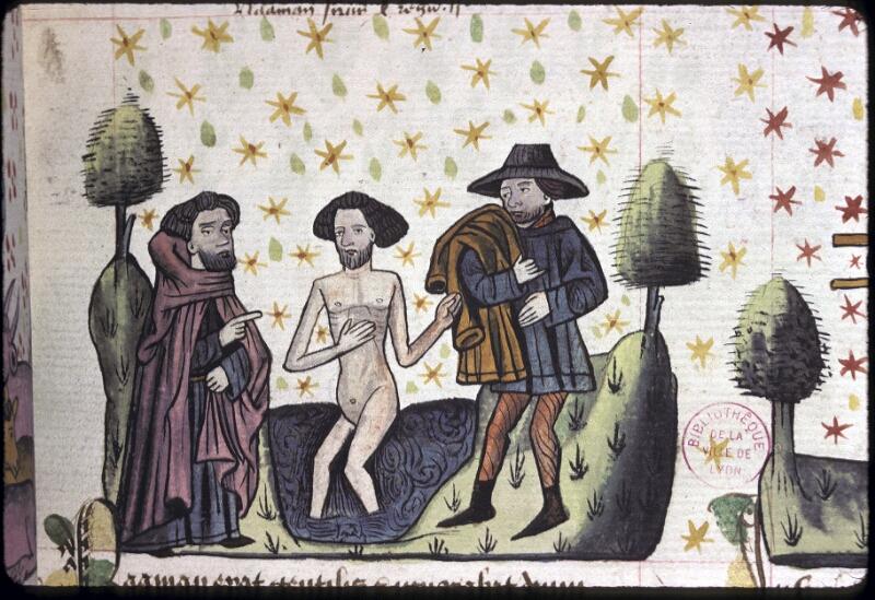 Lyon, Bibl. mun., ms. 0245, f. 132 - vue 2