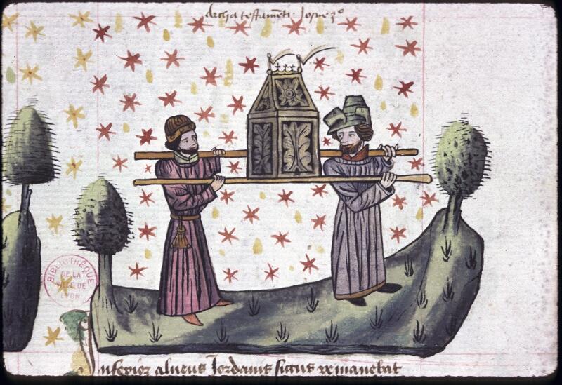 Lyon, Bibl. mun., ms. 0245, f. 132 - vue 3