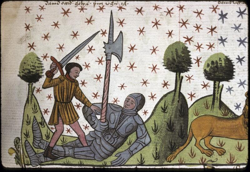 Lyon, Bibl. mun., ms. 0245, f. 133 - vue 1