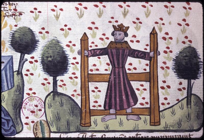 Lyon, Bibl. mun., ms. 0245, f. 133v - vue 2