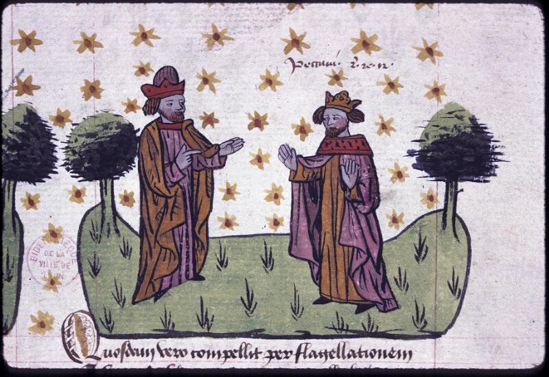 Lyon, Bibl. mun., ms. 0245, f. 134 - vue 2
