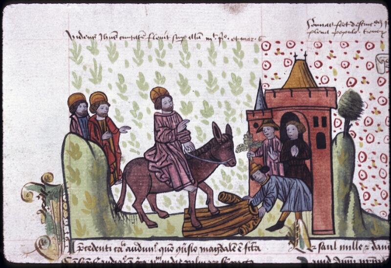Lyon, Bibl. mun., ms. 0245, f. 134v - vue 1