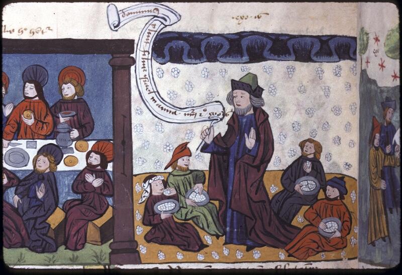 Lyon, Bibl. mun., ms. 0245, f. 135v - vue 2