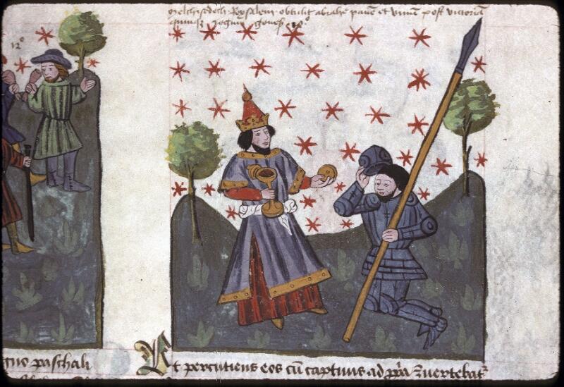 Lyon, Bibl. mun., ms. 0245, f. 136 - vue 2