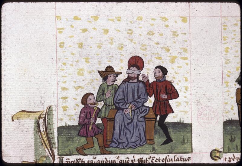 Lyon, Bibl. mun., ms. 0245, f. 138v - vue 1