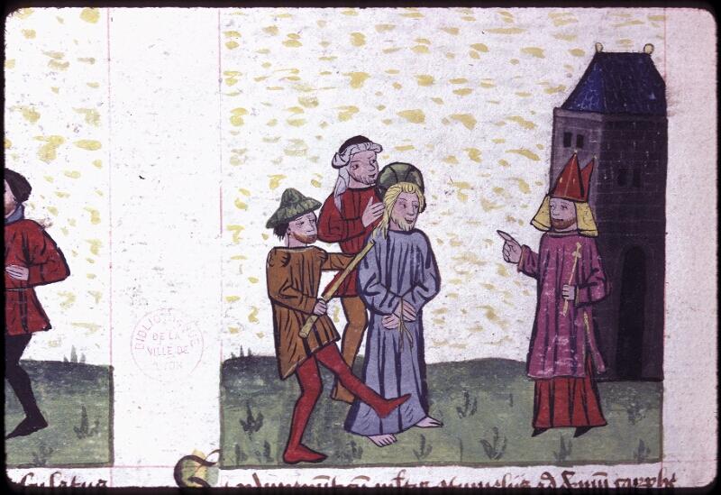 Lyon, Bibl. mun., ms. 0245, f. 138v - vue 2