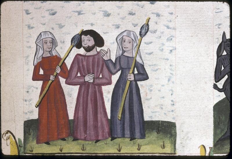 Lyon, Bibl. mun., ms. 0245, f. 140 - vue 1