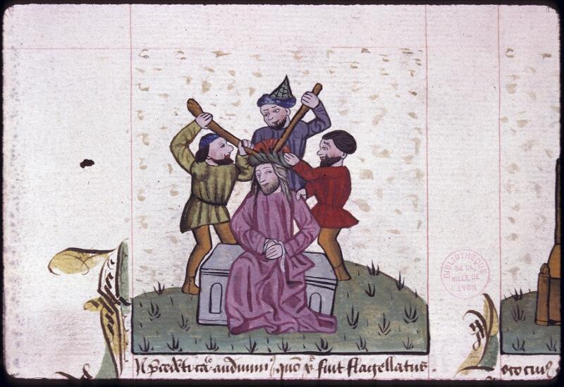 Lyon, Bibl. mun., ms. 0245, f. 140v - vue 1