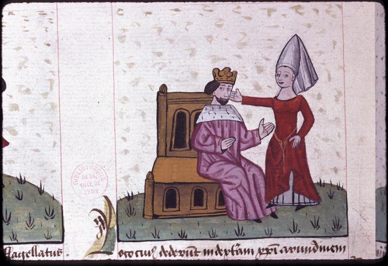 Lyon, Bibl. mun., ms. 0245, f. 140v - vue 2