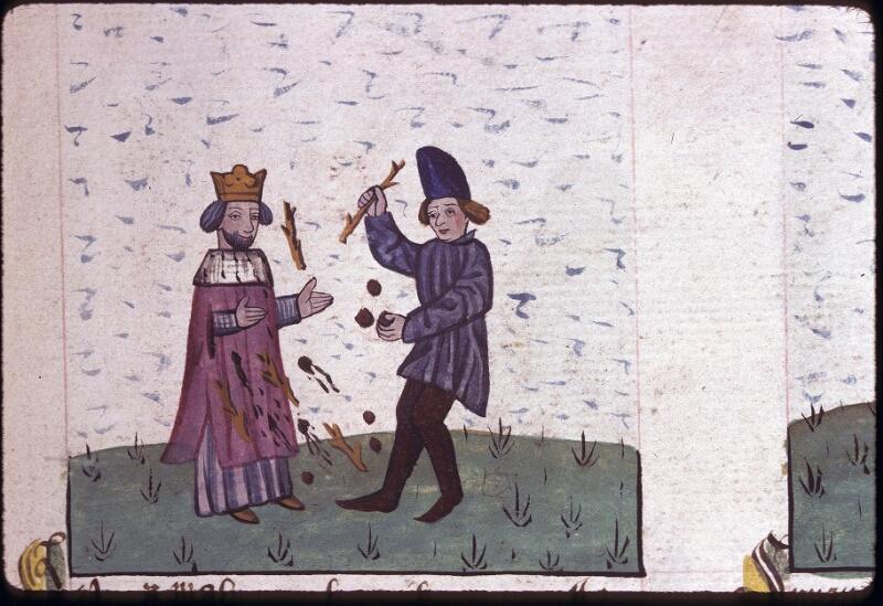 Lyon, Bibl. mun., ms. 0245, f. 141 - vue 1