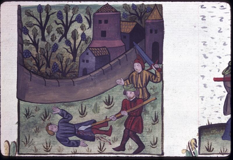 Lyon, Bibl. mun., ms. 0245, f. 142 - vue 1