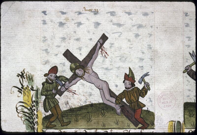 Lyon, Bibl. mun., ms. 0245, f. 142v - vue 1