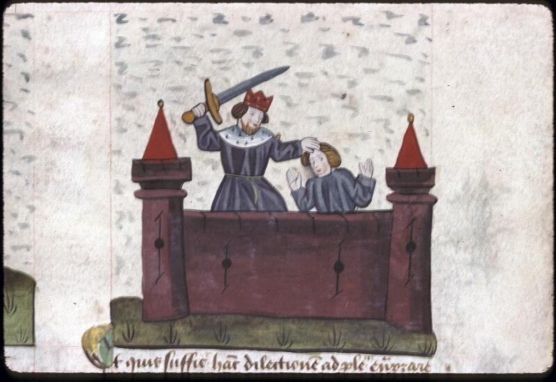 Lyon, Bibl. mun., ms. 0245, f. 143 - vue 2