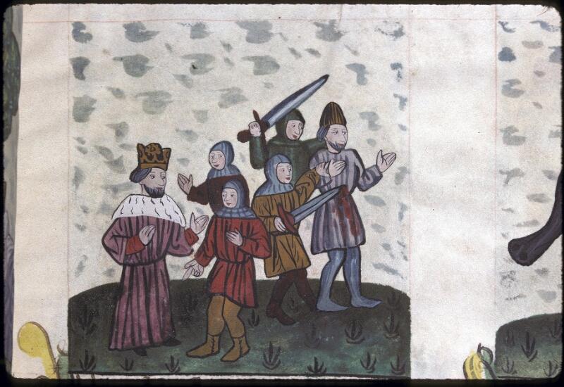 Lyon, Bibl. mun., ms. 0245, f. 144 - vue 1