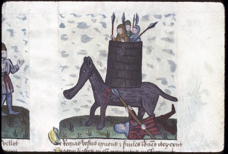 Lyon, Bibl. mun., ms. 0245, f. 144 - vue 2