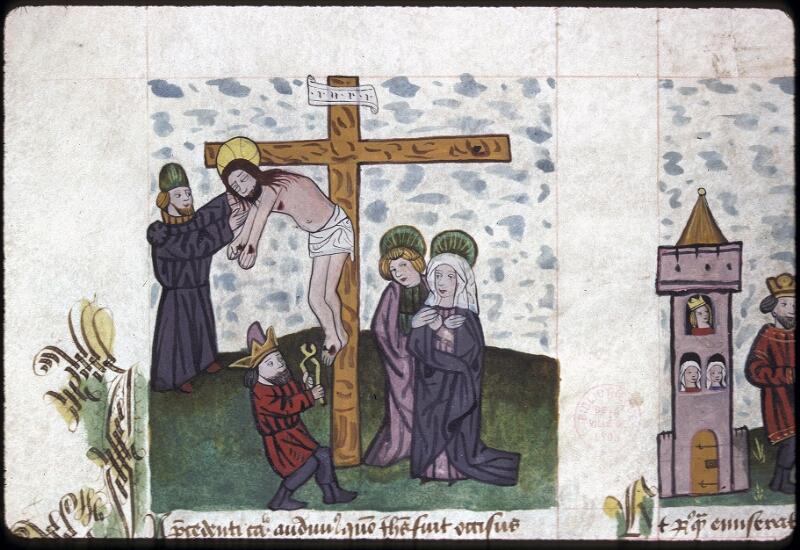 Lyon, Bibl. mun., ms. 0245, f. 144v - vue 1