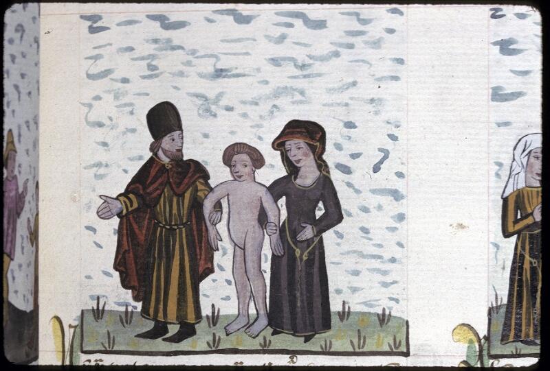 Lyon, Bibl. mun., ms. 0245, f. 146 - vue 2
