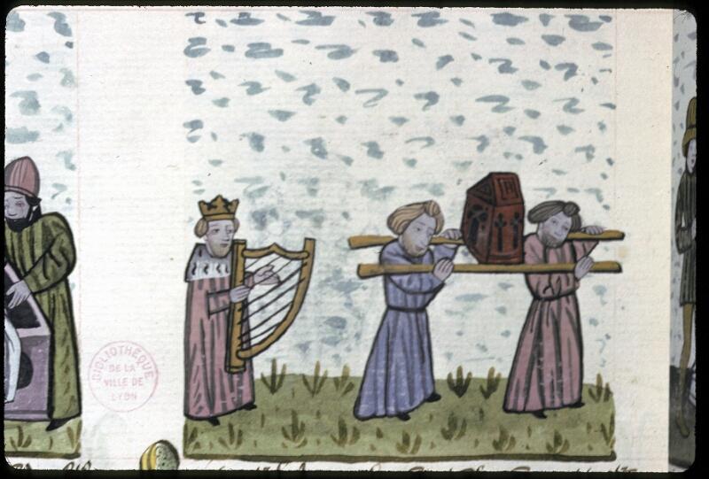 Lyon, Bibl. mun., ms. 0245, f. 146v - vue 2