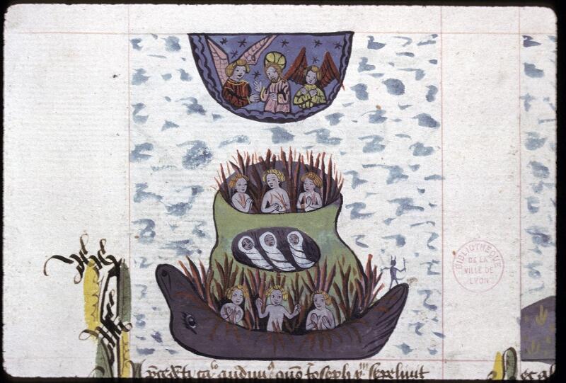 Lyon, Bibl. mun., ms. 0245, f. 147v - vue 1