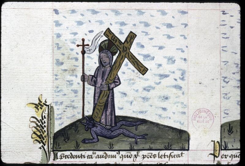 Lyon, Bibl. mun., ms. 0245, f. 148v - vue 1