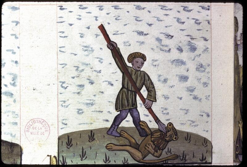 Lyon, Bibl. mun., ms. 0245, f. 148v - vue 2