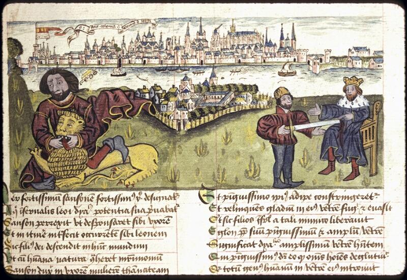 Lyon, Bibl. mun., ms. 0245, f. 149 - vue 2