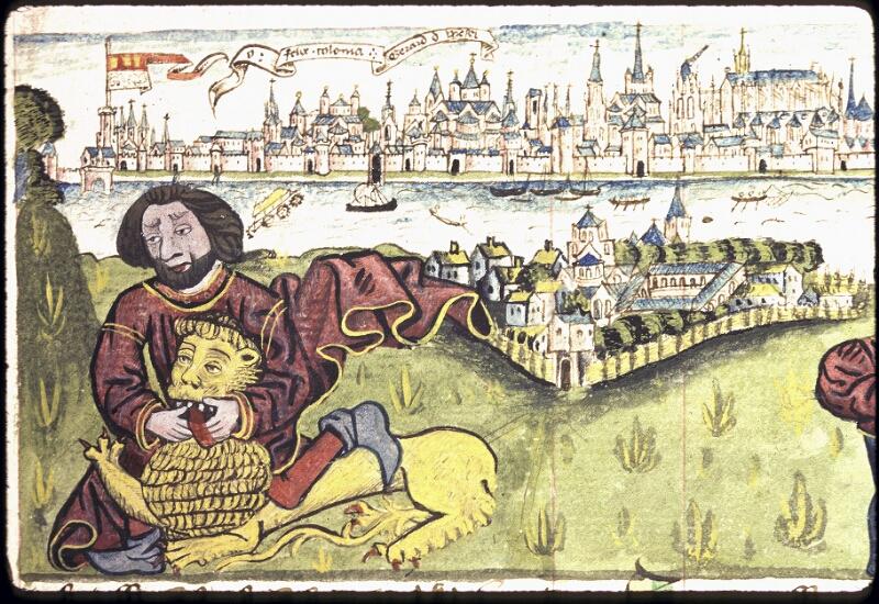 Lyon, Bibl. mun., ms. 0245, f. 149 - vue 3